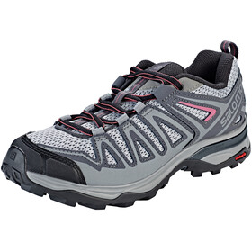 Salomon X Ultra 3 Prime Shoes Women grey/red